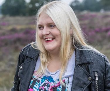 Linda van Dijk, hét gezicht van I.V. Nederland